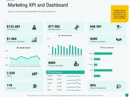 Marketing KPI And Dashboard Fairs Ppt Powerpoint Presentation Professional Gallery