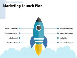 Marketing Launch Plan Ppt Portfolio Professional