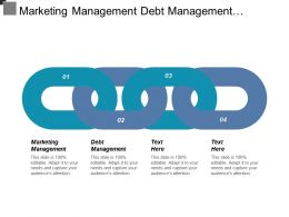 Marketing Management Debt Management Differentiation Strategy Talent Management Cpb