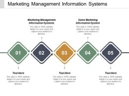 Marketing Management Information Systems Marketing Management Information System Cpb