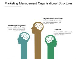 Marketing Management Organisational Structures Customer Service Recovery Model Cpb
