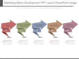 Marketing Metric Development Ppt Layout Powerpoint Image
