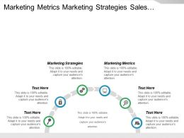 Marketing Metrics Marketing Strategies Sales Development Business Solutions Cpb