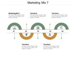 Marketing Mix 7 Ppt Powerpoint Presentation Gallery Introduction Cpb