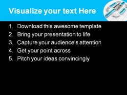 Marketing Mix Business PowerPoint Template 0510  Presentation Themes and Graphics Slide02