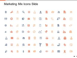 Marketing Mix Icons Slide Target Ppt Powerpoint Presentation Styles Themes