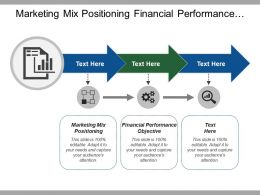Marketing Mix Positioning Financial Performance Objective Youth Children