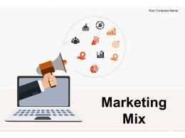 Marketing Mix Powerpoint Presentation Slides