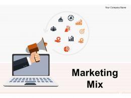 Marketing Mix Powerpoint Presentation Slides