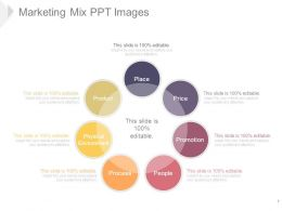 Marketing Mix Ppt Images