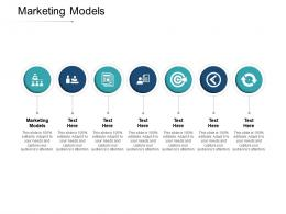 Marketing Models Ppt Powerpoint Presentation Summary Graphic Tips Cpb