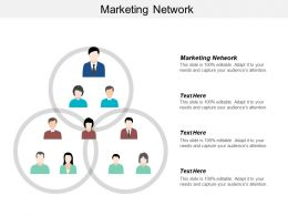 Marketing Network Ppt Powerpoint Presentation Ideas Introduction Cpb