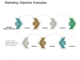 Marketing Objective Examples Ppt Powerpoint Presentation Gallery Designs Download Cpb
