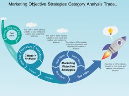 Marketing Objective Strategies Category Analysis Trade Promotion Analyst