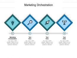 Marketing Orchestration Ppt Powerpoint Presentation Visual Aids Example File Cpb