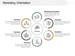 Marketing Orientation Ppt Powerpoint Presentation Icon Picture Cpb