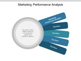 Marketing Performance Analysis Ppt Powerpoint Presentation Pictures Graphics Cpb