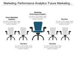 Marketing Performance Analytics Future Marketing Analytics Online Marketplace Trends Cpb