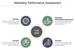 Marketing Performance Assessment Ppt Powerpoint Presentation Icon Example File Cpb