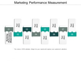 Marketing Performance Measurement Ppt Powerpoint Presentation Styles Objects Cpb