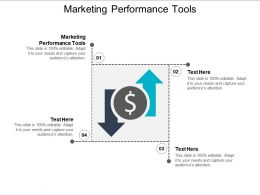 Marketing Performance Tools Ppt Powerpoint Presentation Pictures Mockup Cpb