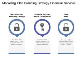 Marketing Plan Branding Strategy Financial Services Market Development Cpb