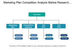 Marketing Plan Competition Analysis Market Research Public Relations