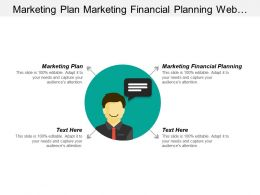 Marketing Plan Marketing Financial Planning Web Application Development