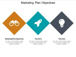 Marketing Plan Objectives Ppt Powerpoint Presentation Gallery Example Cpb