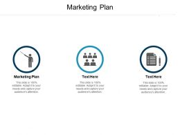 Marketing Plan Ppt Powerpoint Presentation Infographic Template Example Topics Cpb