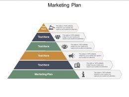 Marketing Plan Ppt Powerpoint Presentation Infographics Elements Cpb