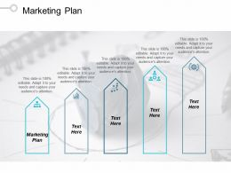 Marketing Plan Ppt Powerpoint Presentation Pictures Grid Cpb