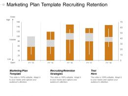 Marketing Plan Template Recruiting Retention Strategies Business Ethics Cpb