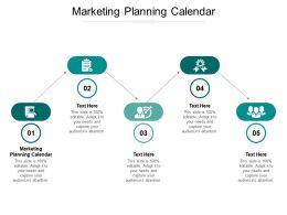 Marketing Planning Calendar Ppt Powerpoint Presentation Slides Designs Download Cpb