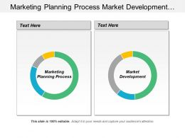 Marketing Planning Process Market Development Performance Management Strategy Cpb