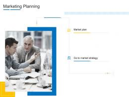 Marketing Planning Product Channel Segmentation Ppt Guidelines