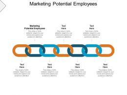 Marketing Potential Employees Ppt Powerpoint Presentation Pictures Infographic Template Cpb