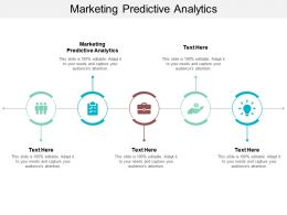 Marketing Predictive Analytics Ppt Powerpoint Presentation Ideas Examples Cpb