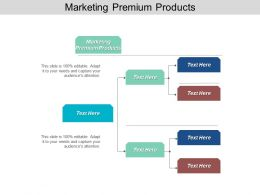43221274 Style Hierarchy 1-Many 2 Piece Powerpoint Presentation Diagram Infographic Slide