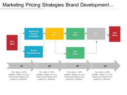 Marketing Pricing Strategies Brand Development Enterprise Ecommerce Services