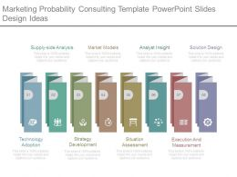 Marketing Probability Consulting Template Powerpoint Slides Design Ideas