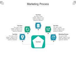 Marketing Process Ppt Powerpoint Presentation Infographic Template Show Cpb