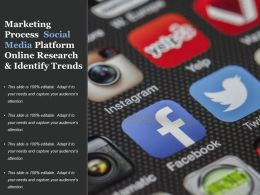 marketing_process_social_media_platform_online_research_and_identify_trends_Slide01