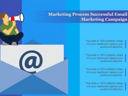 Marketing Process Successful Email Marketing Campaign