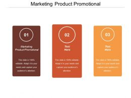 Marketing Product Promotional Ppt Powerpoint Presentation Gallery Slide Download Cpb