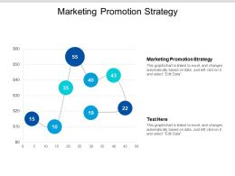 Marketing Promotion Strategy Ppt Powerpoint Presentation Ideas Demonstration Cpb