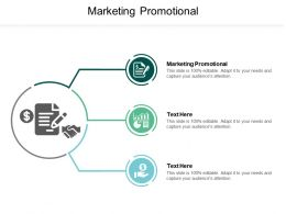 Marketing Promotional Ppt Powerpoint Presentation Icon Inspiration Cpb