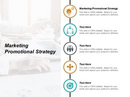 Marketing Promotional Strategy Ppt Powerpoint Presentation Pictures Gridlines Cpb