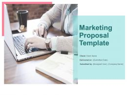 Marketing Proposal Template Powerpoint Presentation Slides