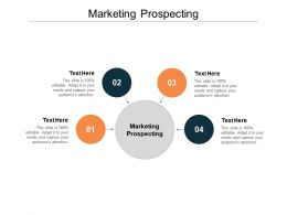 Marketing Prospecting Ppt Powerpoint Presentation Gallery Example Cpb